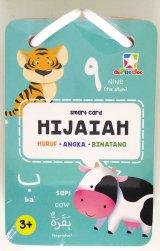 Smart Card Hijaiah : Huruf, Angka Dan Binatang