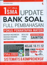 1 for ALL SMA Update Bank Soal Full Pembahasan Kelas 10-11-12 SAINTEK