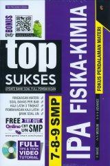 Top Sukses Update Bank Soal Full Pembahasan IPA FISIKA-KIMIA SMP 7-8-9