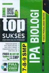 Top Sukses Update Bank Soal Full Pembahasan IPA BIOLOGI SMP 7-8-9
