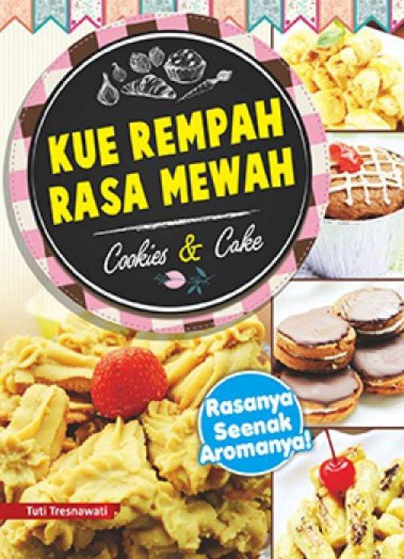 Cover Buku Kue Rempah Rasa Mewah