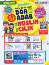 Belajar dan Menghafal Doa & Adab untuk Muslim Cilik (Full Color)