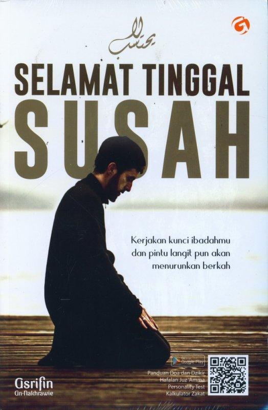 Cover Buku Selamat Tinggal SUSAH
