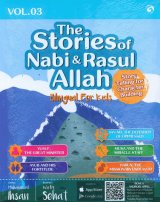 The Stories of Nabi & Rasul Allah Vol. 03 (Bilingual For Kids)