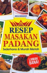 Resep Masakan Padang Sederhana & Murah Meriah