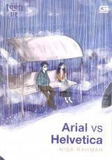TeenLit: Arial VS Helvetica