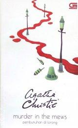 Murder in Mews - Pembunuhan di Lorong (Cover Baru)
