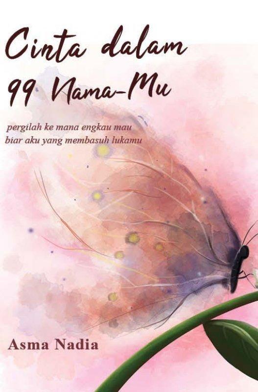 Cover Buku Cinta Dalam 99 Nama-Mu