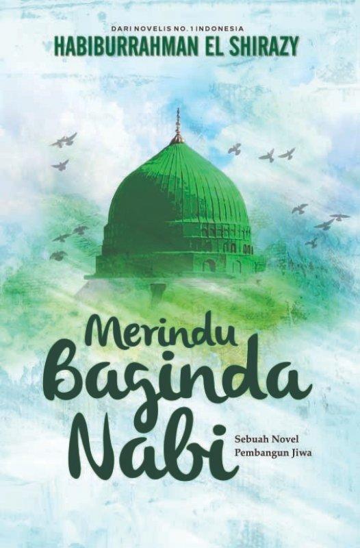 Cover Buku Merindu Baginda Nabi