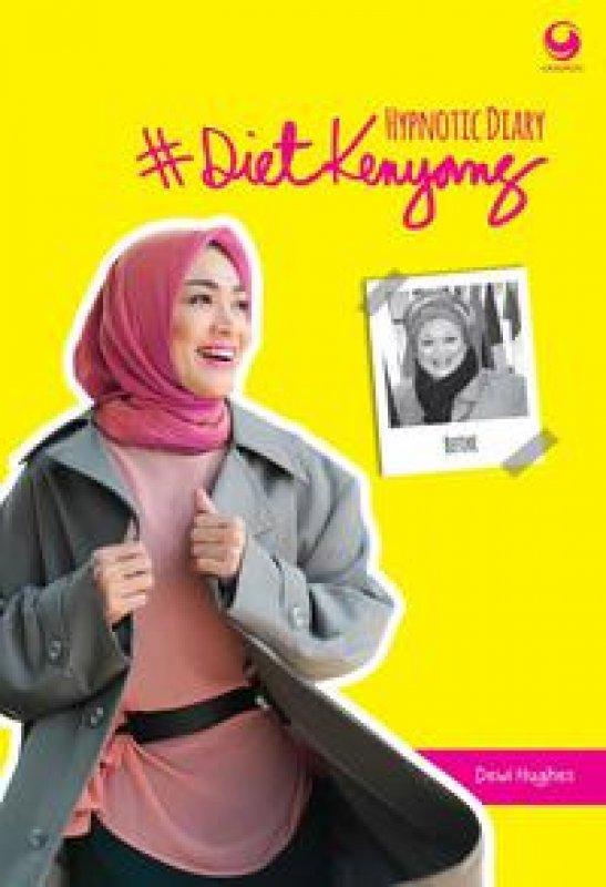Cover Buku Hypnotic Diary #Dietkenyang (Hard Cover)