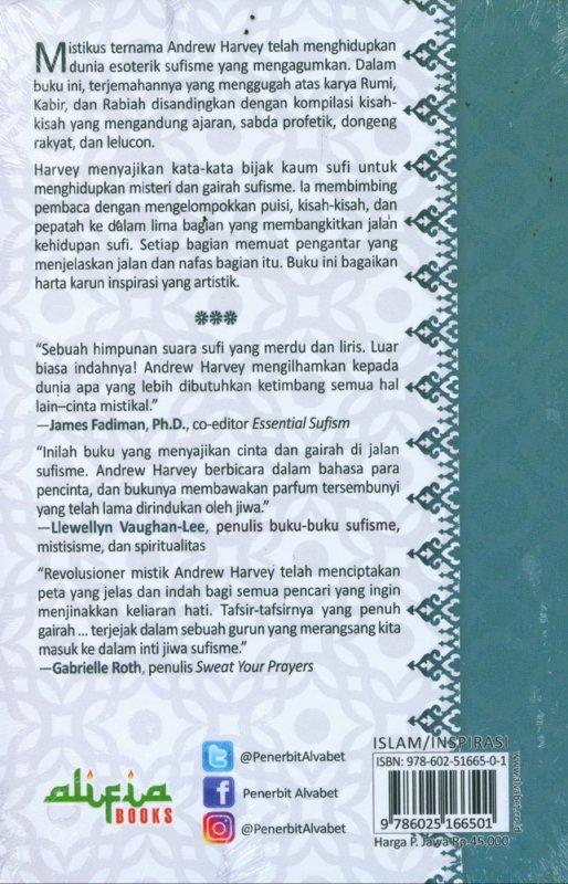 Cover Belakang Buku Seribu Ilham Kearifan SUFI