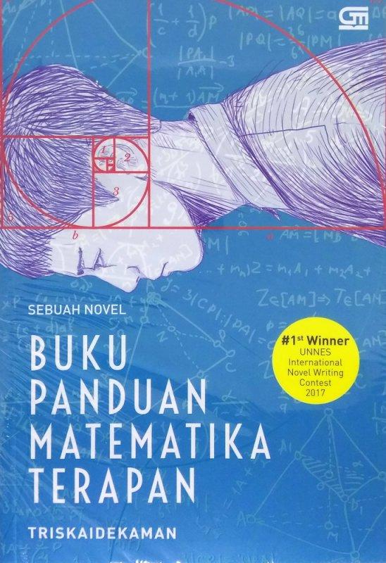 Cover Buku Buku Panduan Matematika Terapan (Sebuah Novel)