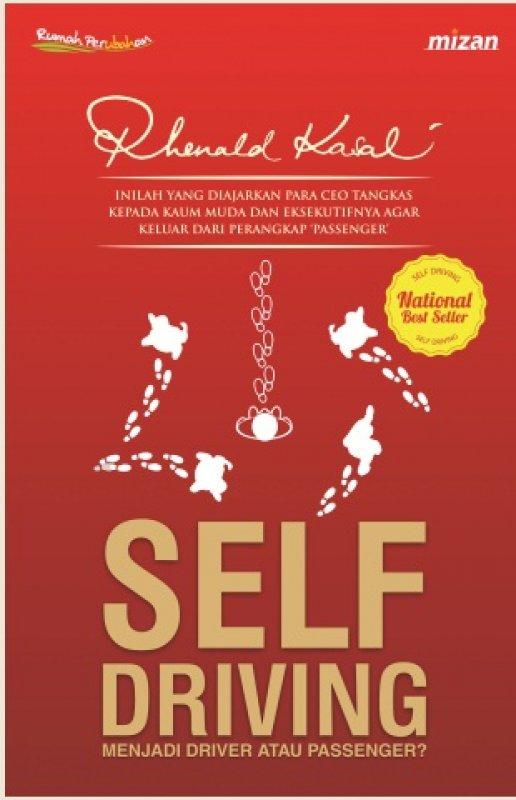 Cover Buku Self Driving