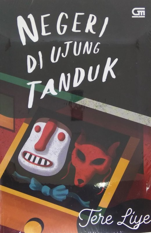 Cover Buku Negeri di Ujung Tanduk - Cover Baru 2018