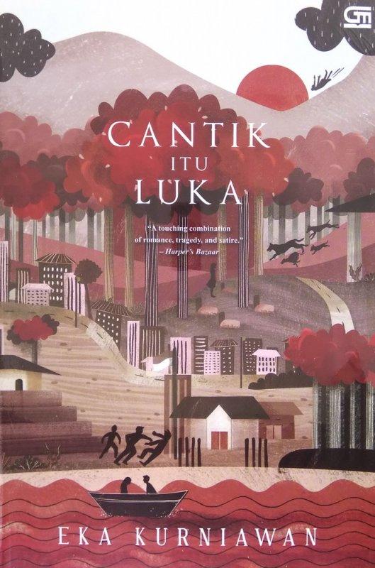 Cover Buku Cantik Itu Luka [Soft Cover]