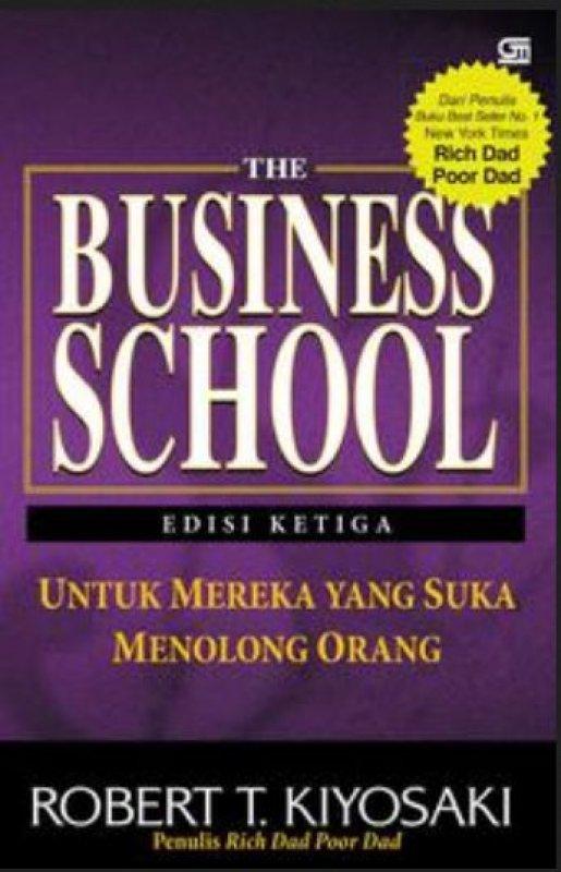 Cover Buku The Business School - Edisi Revisi