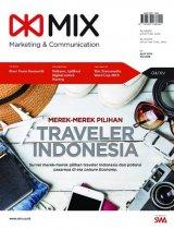 Majalah MIX Marketing Communications Edisi April - Mei 2018