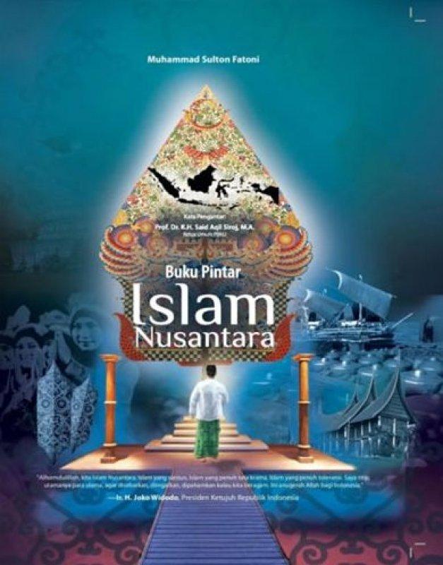Cover Buku Buku Pintar Islam Nusantara