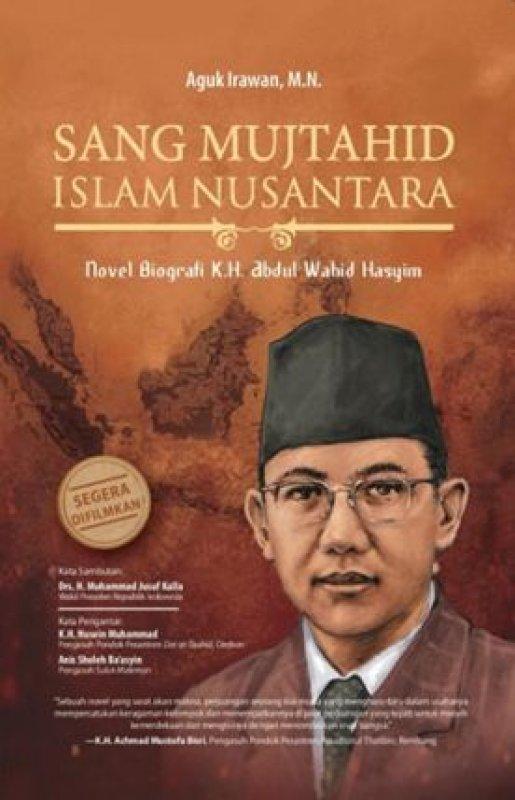 Cover Buku Sang Mujtahid Islam Nusantara