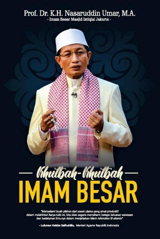 Cover Buku Khutbah-Khutbah Imam Besar