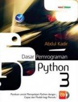 Dasar Pemrograman Python 3 + CD