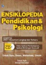 Ensiklopedia Pendidikan Dan Psikologi + CD