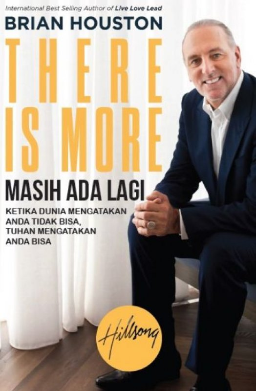 Cover Buku Masih Ada Lagi - There is More