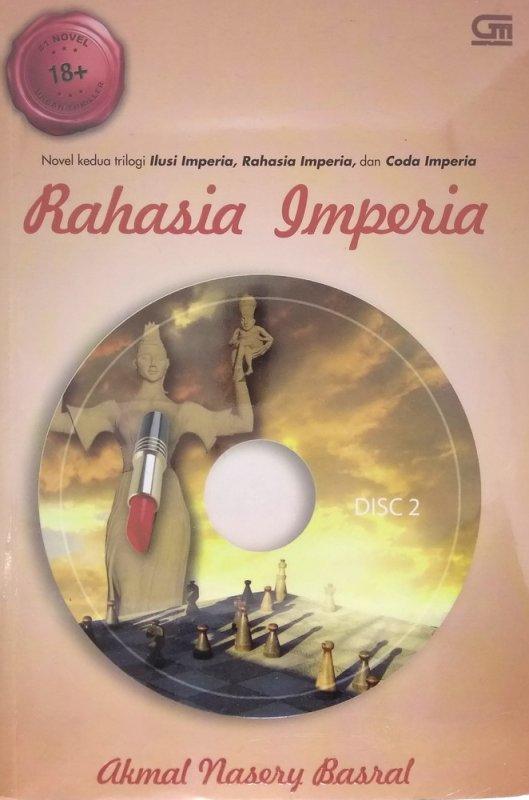 Cover Buku Rahasia Imperia