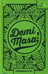 Demi Masa (Hard Cover)