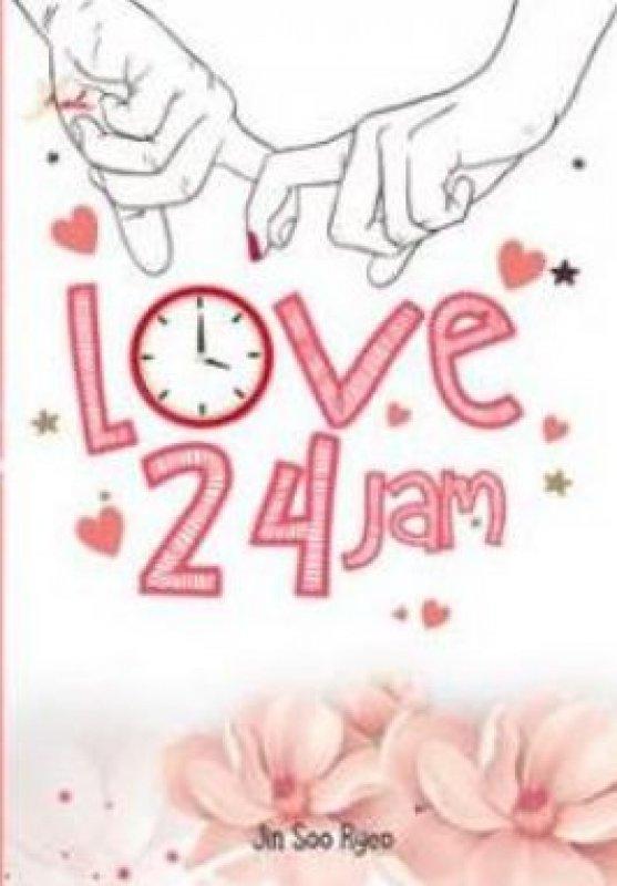 Cover Buku Love 24 Jam
