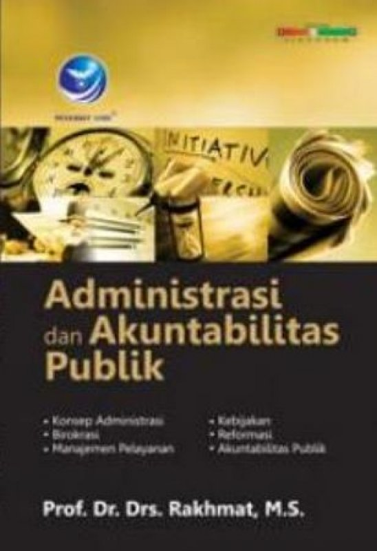 Cover Buku Administrasi Dan Akuntabilitas Publik