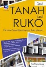Detail Buku Dari Tanah Jadi Ruko, Panduan Tepat Membangun Ruko Idaman