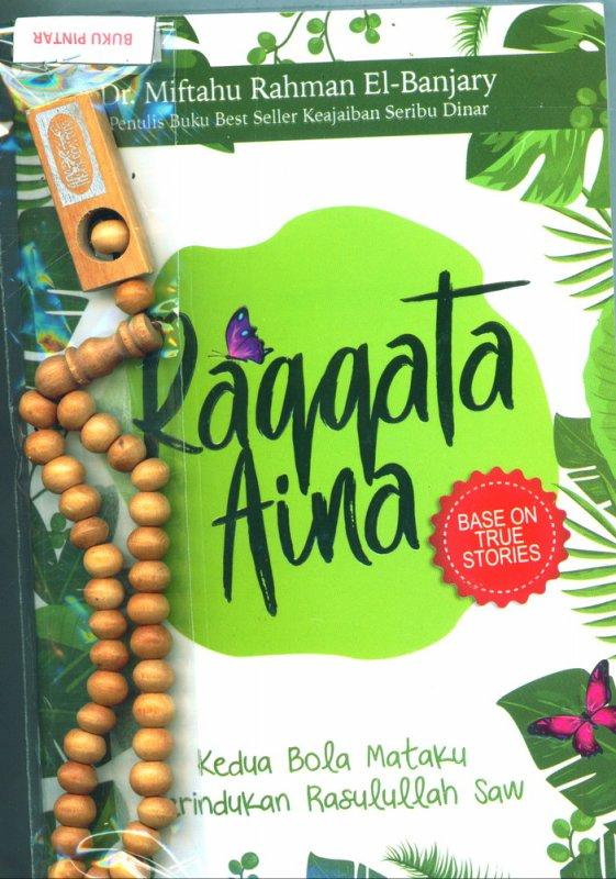 Cover Buku Raqqata Aina