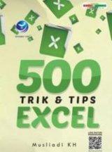 500 Trik Dan Tips Excel