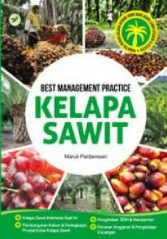 Cover Buku Best Management Practice Kelapa Sawit