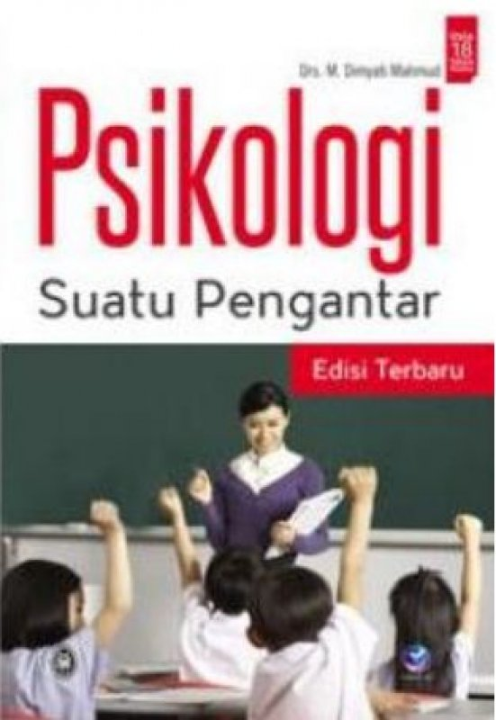 Cover Buku Psikologi Suatu Pengantar (Edisi Terbaru)