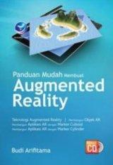 Panduan Mudah Membuat Augmented Reality + CD