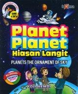 Seri Keajaiaban Langit: Planet-Planet Hiasan Langit (Bilingual)