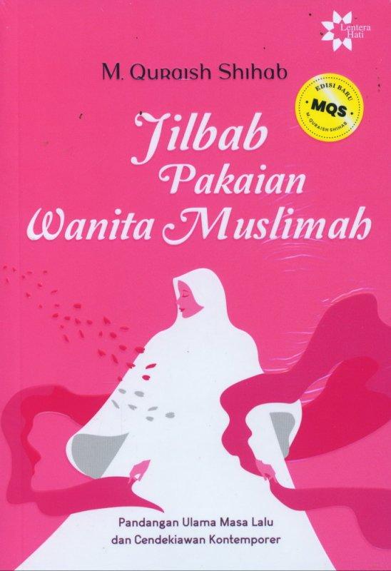 Cover Buku Jilbab Pakaian Wanita Muslimah - Edisi Terbaru