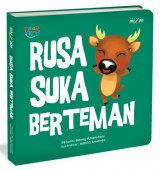 Seri Dear Kind: Rusa Suka Berteman (Board Book)