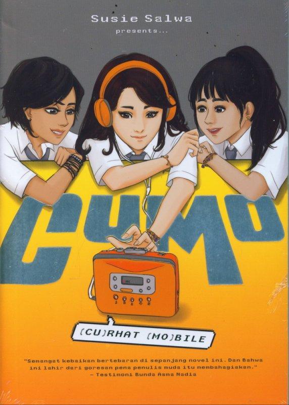 Cover Buku CUMO - Curhat Mobile