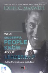 What Successful People Know About Leardership