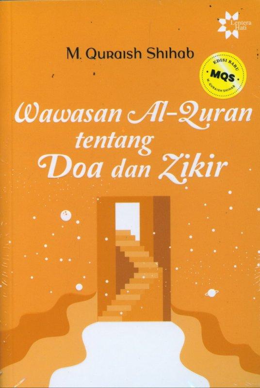 Cover Buku Wawasan Al-Quran tentang Doa dan Zikir