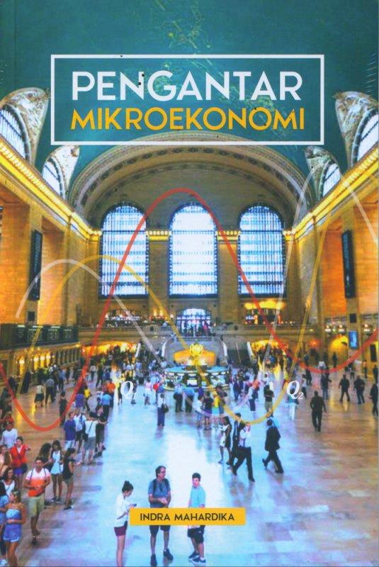 Cover Buku Pengantar Mikroekonomi