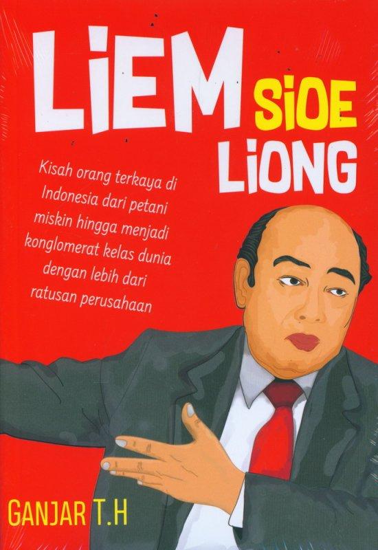 Cover Buku Liem Sioe Liong