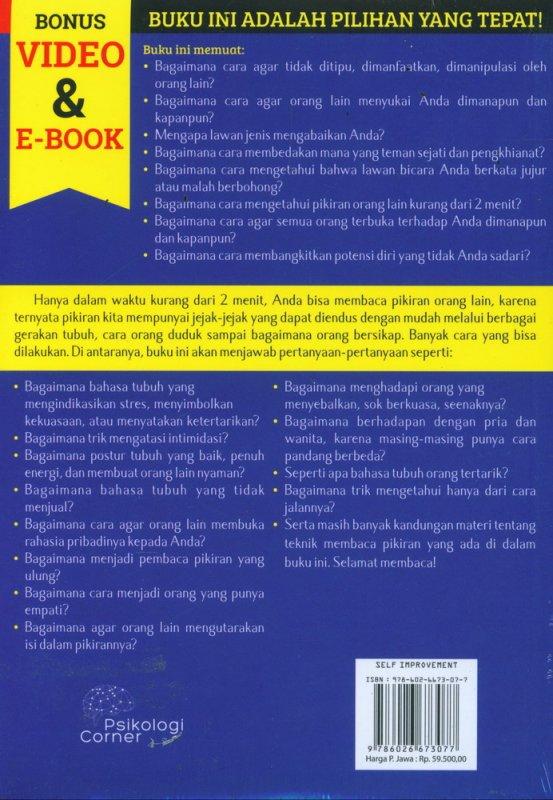 Cover Belakang Buku 2 Menit Membaca Pikiran Orang Reborn