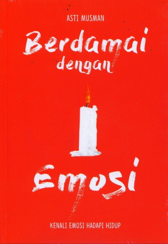 Cover Buku Berdamai dengan Emosi