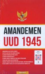 Amandemen UUD 1945 (AHI)