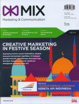 Majalah MIX Marketing Communications Edisi Mei - Juni 2018