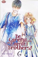 Be Careful with The Kamiki Brothers! 06